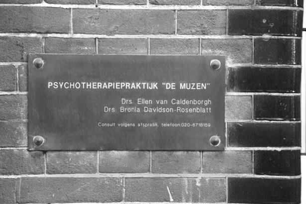 """Psychotherapiepraktijk """"De Muzen"""""""